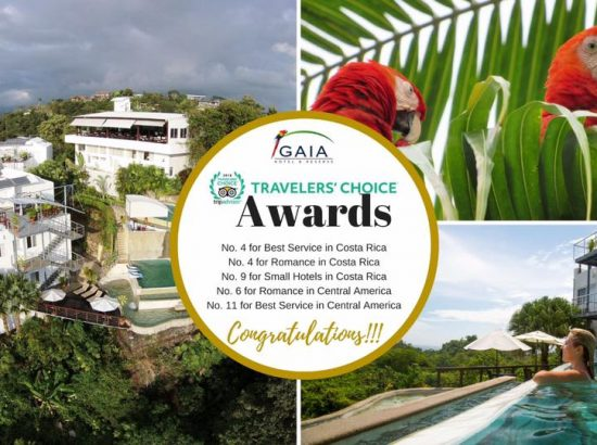 Gaia Hotel and Nature Reserve