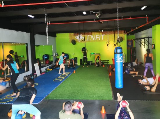 ZENFIT TRAINING SYSTEMS